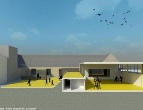 Nieuwbouw Gymzaal St. Jozefschool te Rijen