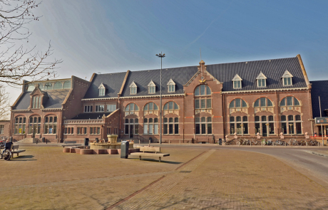 Station-Roosendaal