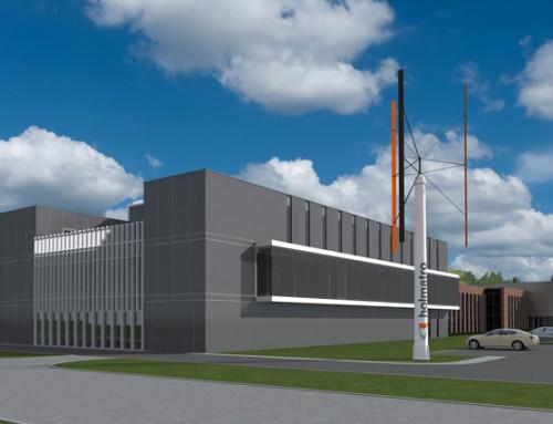 Nieuwbouw Holmatro (BREEAM)