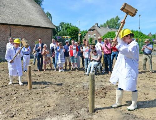 """Feestelijke start nieuwbouwvleugel """"Kornhuys"""" te Dussen"""