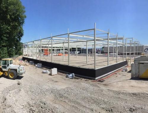 Nieuwbouw Praxis Oosterhout