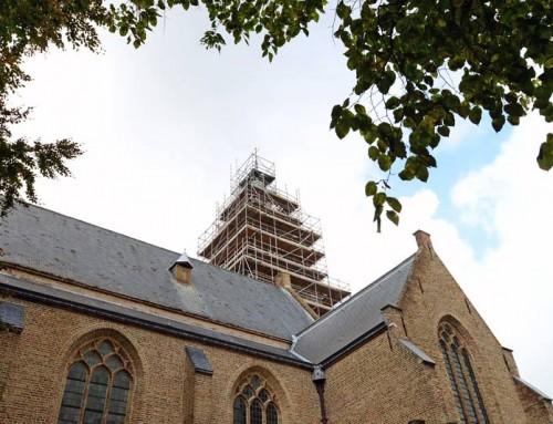 Restauratie NH Kerk te Zevenbergen