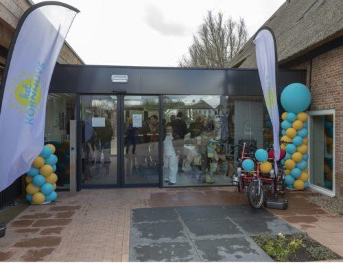 Officiële opening Kornhuys Dussen door bewoners